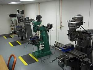 Student Shop Machines