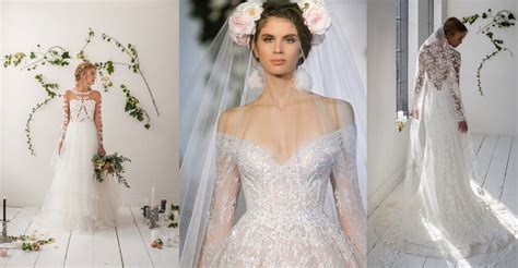5 Modern Wedding Gowns Fit For A Princess