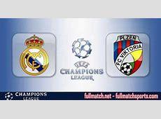 Real Madrid vs Viktoria Plzen Full Match Highlights