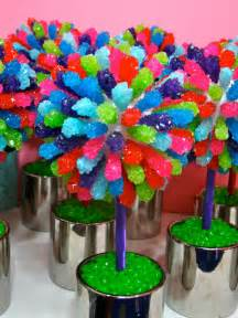 party rentals los angeles candy centerpieces mitzvah candy themed favors decor