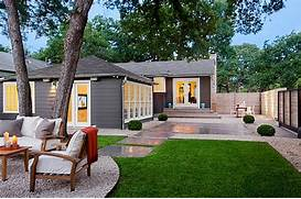 Modern House Beautiful Terrace And Landscape Modern House Design Houston Garden Center Home And Garden Missouri
