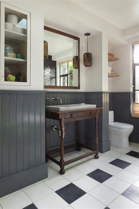 White Wainscoting Bathroom by 20 Beautiful Wainscoting Ideas For Your Home