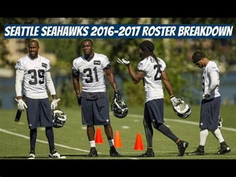 seattle seahawks roster breakdown madden