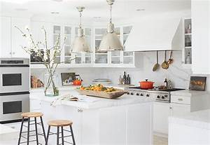 how to add personality to a white kitchen emily henderson With kitchen colors with white cabinets with add stickers to photos