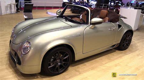 2015 PGO Automobiles Cevennes Roadster - Exterior and ...