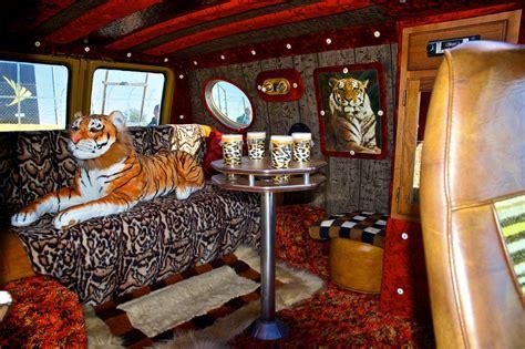Homemade Camper Interior Design
