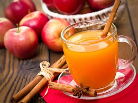 Recipe for Health: Hot Apple Cider With Orange Peel ...