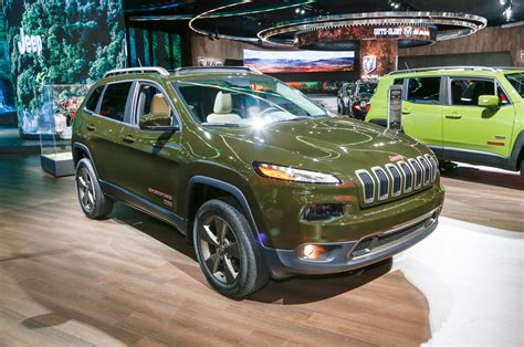 Jeep Celebrates 75th Birthday With Special-edition Models