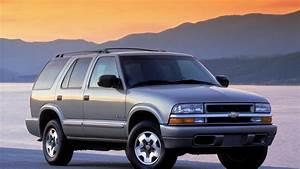 A Brief History Of The Chevy Blazer