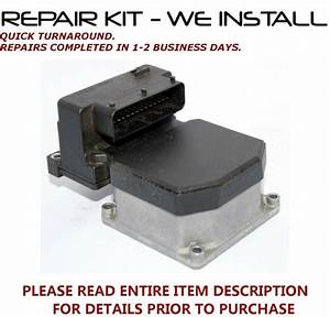 Repair Kit Fits 1998