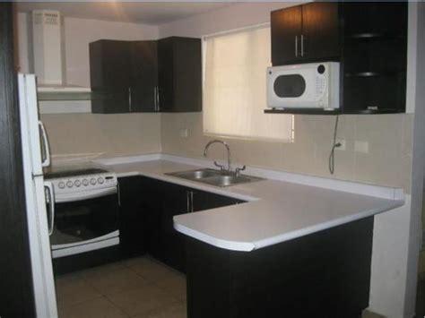 foto cocina  barra de cocinas  closets del valle