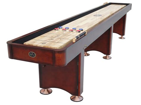 Georgetown Shuffle Board Tables – Featured Brand of the Month