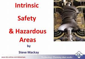 Intrinsic Safety