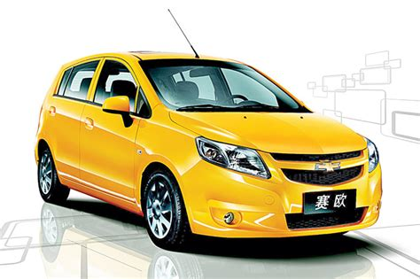 News Chevrolet Sail Hatchback Offers Much At Lower Price