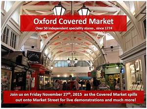 Oxford Covered Market Event | Wicked Chocolate Oxford