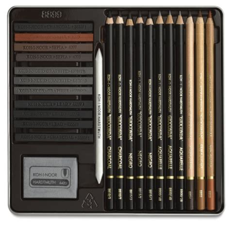 koh  noor gioconda art sets blick art materials