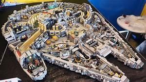 Faucon Millenium Star Wars : lego star wars faucon millenium ~ Melissatoandfro.com Idées de Décoration