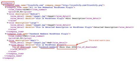 java xml xpath parser   parse xml document