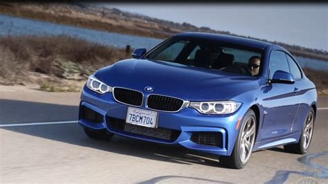 2014 Bmw 4 Series Review  Kelley Blue Book Youtube
