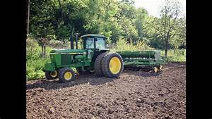 Seed Drilling Oats