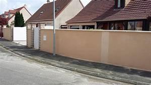 Faire Un Mur De Cloture : comment faire un mur de cloture ~ Premium-room.com Idées de Décoration