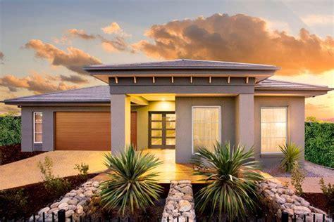 facades single storey house plans home designs custom home design sydney facade