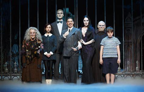 state theatre nj presents  addams family