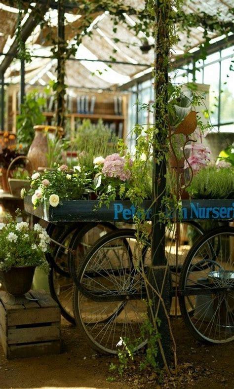 Garten Gestalten Leicht Gemacht by Verwandeln Sie Das Alte Fahrrad In Ein Atemberaubendes