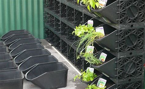 Vertical Garden Boxes by Vertical Gardens Adelaide Feature Walls For Small Gardens