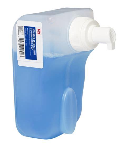 swisher advanced antibacterial foaming hand soap