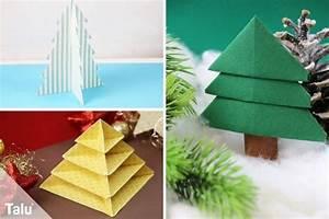 Tannenbaum Basteln Aus Naturmaterialien : tannenbaum basteln aus papier anleitung und ideen ~ Eleganceandgraceweddings.com Haus und Dekorationen