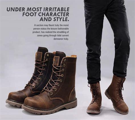 Top Men Boots Types Acetshirt