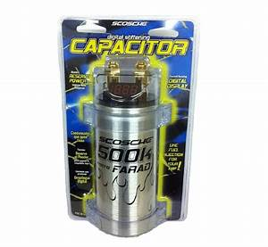 Scosche 500k Micro Farad Capacitor Wiring Diagram