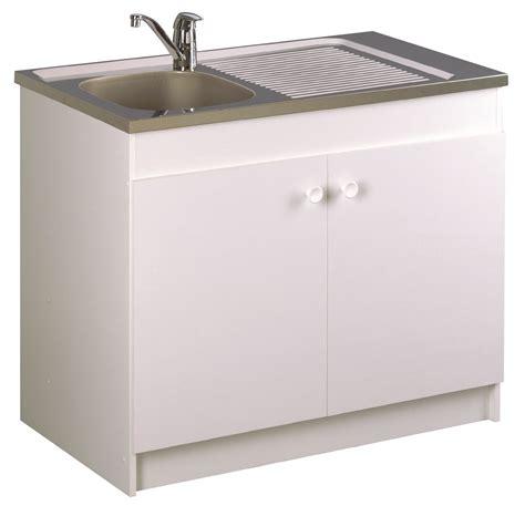 meuble cuisine 90 cm meuble sous evier 90 cm maison design modanes com