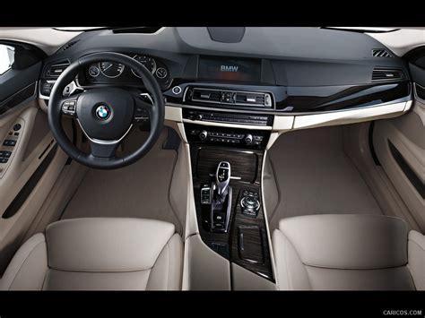 2018 Bmw 5 Series Interior Dashboard Wallpaper 48