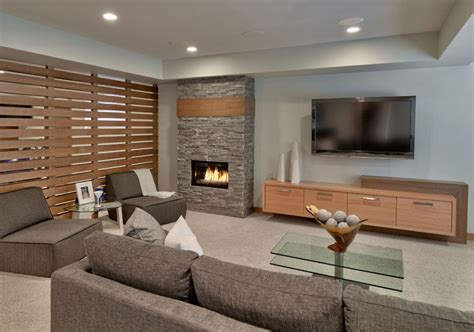 Studio Kitchen Ideas - 50 modern basement ideas to prompt your own remodel home remodeling contractors sebring
