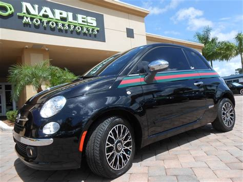 Gucci Fiat 500 For Sale by 2012 Fiat 500 Gucci