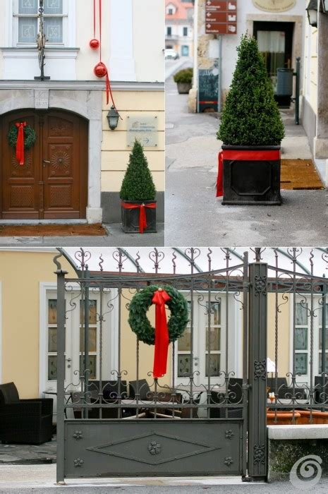 addobbi natalizi per porte addobbi natalizi per la porta e gli esterni casa e trend