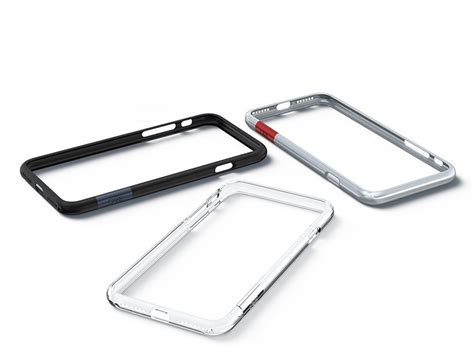 iphone bumper thinedge slim frame bumper for iphone 7