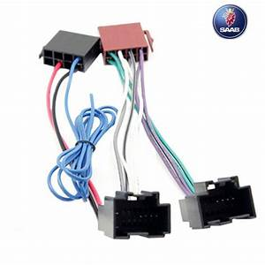 Connects2 Stereo Wiring Harness Adaptor Iso Lead For Saab