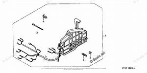 Honda Outboard Parts By Hp  U0026 Serial Range 9 9hp Oem Parts