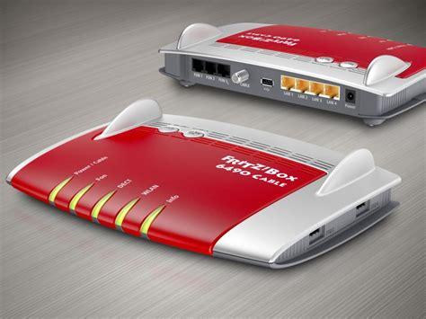 avm stellt fritzbox  cable mit  tv technologie vor