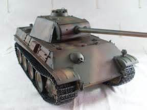 Taigen New Panther G Metal Edition Tank 1 16 Bb Version