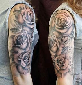 Rosen Tattoo Frau 150 Coole Tattoos F R Frauen Und Ihre Bedeutung
