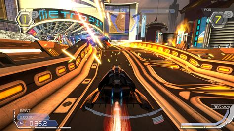 wipeout omega collection blur