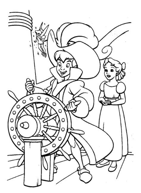 Dessin Bateau Corsaire by Coloriage Peter Pan Capitaine Du Bateau 224 Imprimer