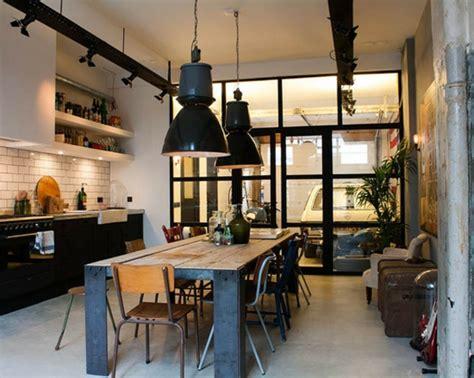 cuisine industrielle deco cuisine industrielle decorationemu tk