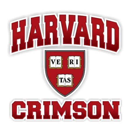 Harvard University Crimson (D) Vinyl Die-Cut Decal / Sticker
