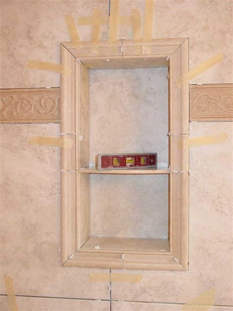 tile ready shower niche ready to tile shower niche uk