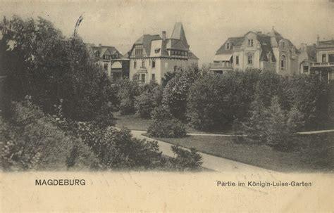 Magdeburg, Sachsenanhalt, Königinluisegarten [2] Zenoorg